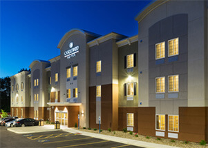 Candlewood Suites Grove City Pa