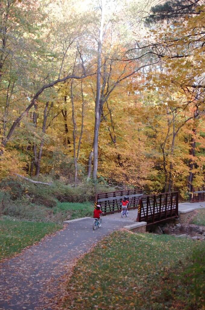 Goddard SP fall, Fall Foliage tours