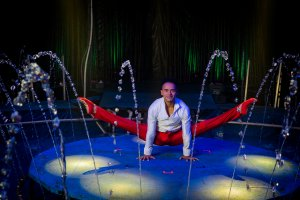 Traveling Water Circus returns to the Grove City Premium Outlet Mall in Mercer County, PA
