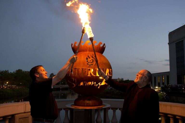 WaterFire Sharon, PA, Pennsylvania's Top Rated Event, will light the fires one last time in 2019